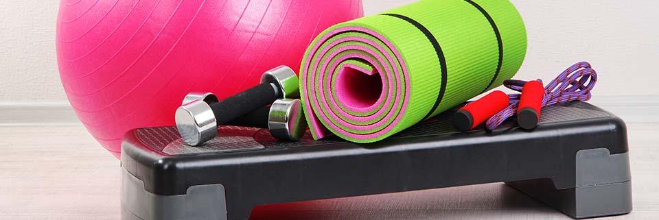Fitnes oprema