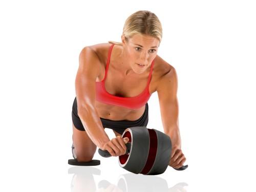 Ab-Carver Pro točak za vježbanje Perfect