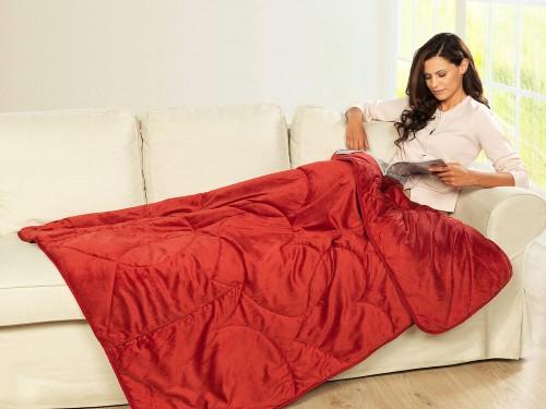 Sweethearts 4u1 ćebe-jastuk Dormeo