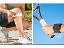 Wellneo Magnetne trake za koljena + traka za ruku