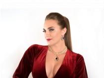 Laura Amatti Laura Amatti Powerful Divine set nakita - ogrlica + minđuše
