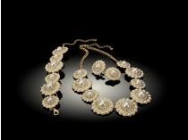 Laura Amatti Glamourus Nights set nakita - ogrlica, narukvica i minđuše