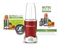 Delimano Nutribullet 600W - crveni - na 10 rata*