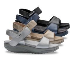 Pure sandale ženske Walkmaxx