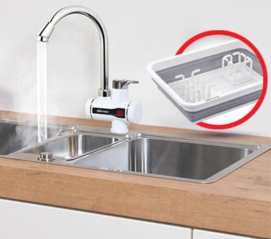 Delimano digitalni grijač za vodu!