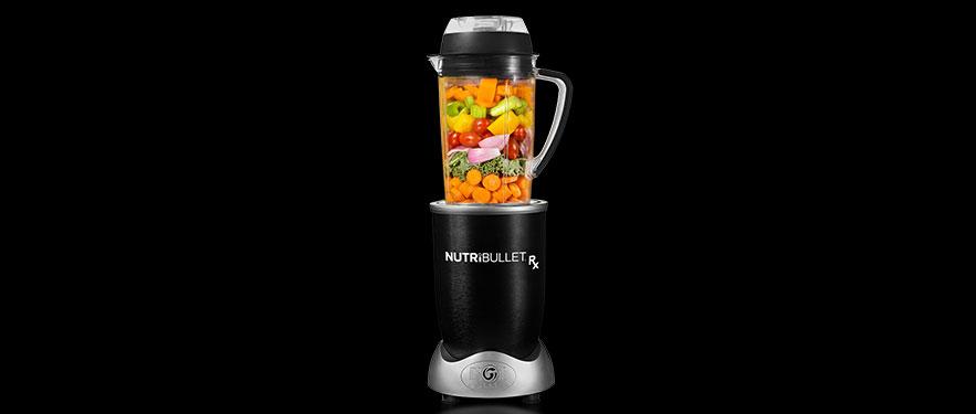 Nutribullet RX -100€