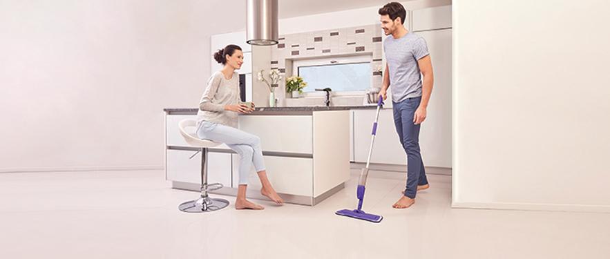 Uživajte u čišćenju uz Rovus Spray Mop!